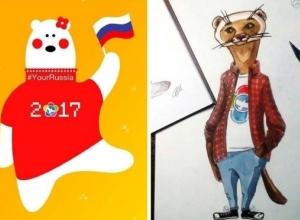 Талисманы фестиваля молодежи в Сочи подвергли яростной критике