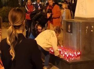 Место памяти жертв трагедии в Керчи появилось в Краснодаре