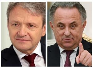 Слух дня: Виталий Мутко станет вице-премьером по строительству, а экс-губернатор Кубани Ткачев отдаст место экс-губернатору Воронежской области