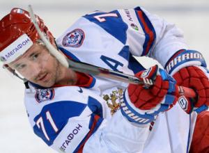 В Сочи сборная России по хоккею одержала победу над Швецией