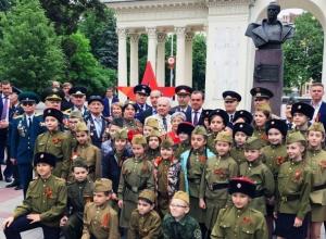 «Великий день для нашей страны»: Кондратьев и Бурлачко поздравили кубанцев с Днем Победы