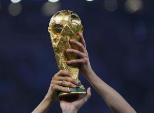 Перед стадионом «Краснодар» установят Кубок чемпионата мира по футболу FIFA