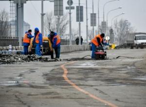 Движение на Тургеневском мосту в Краснодаре «разрулят» во время пробок