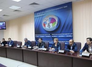 В Краснодаре презентовали новый логотип избирательной кампании по выборам президента РФ