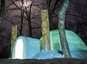«И на Север ехать не надо»: на Кубани появятся эскимосские дома-иглу