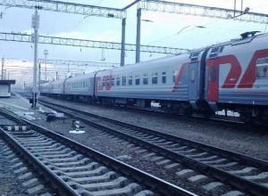 70-летняя женщина погибла под поездом в окрестностях Новороссийска