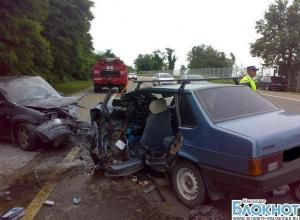 В Туапсинском районе в аварии погибли два человека
