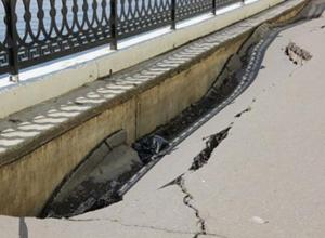 Зафиксирована очередная «провальная» попытка благоустройства Краснодарского края