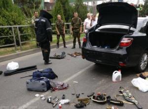 Опубликована ориентировка на предполагаемых преступников, устроивших стрельбу в Краснодаре