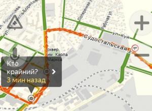 Фуры парализовали движение в Новороссийске