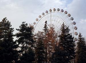 Информацию о краже кабинки с колеса обозрения Краснодара опровергли