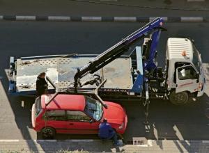 На Кубани изменят порядок эвакуации автомобилей