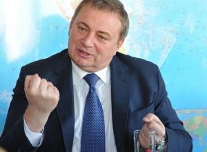 Приехал посмотреть «как сделали за него его работу» мэр Сочи Анатолий Пахомов