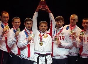 Кубанский спортсмен участвовал в  соревнованиях международного уровня по тхэквандо