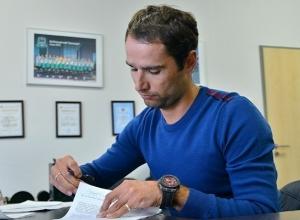 Роман Широков снова будет играть за «Краснодар»