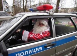 На Кубани более 8 тысяч полицейских будут дежурить в новогодние праздники