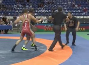 «Не позорьте спорт!» - массовой дракой закончились соревнования в Краснодаре