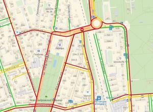 Скорость 2 км/час: Движение в центре Краснодара бесит горожан