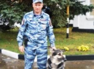 В Новопокровском районе собака помогла раскрыть преступление