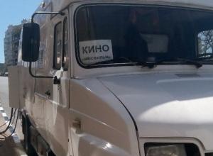«Мосфильм» начал съемки в Новороссийске