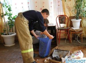 В Приморско-Ахтарском районе завершены восстановительные работы