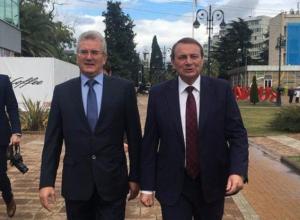 Мэр Сочи договорился с губернатором Пензенской области о сотрудничестве