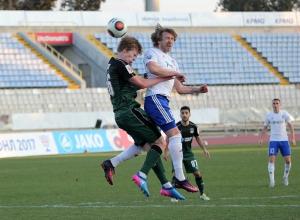 ФК «Краснодар-2» сыграл в Воронеже с «Факелом»