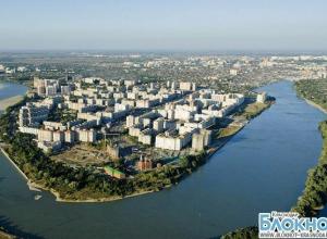 В Краснодаре началась реконструкция набережной в Юбилейном микрорайоне