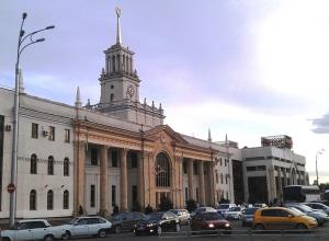 Вокзальную площадь Краснодара закрывают на ремонт до июня