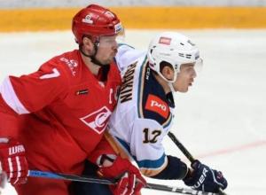 Сочинские «леопарды» одержали пятую победу подряд в матче с московским «Спартаком»