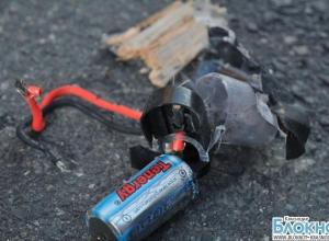 В Динском районе произошел взрыв