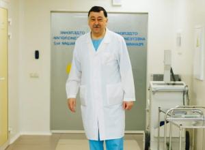 Главврач краевой клинической больницы №2 Краснодара уволен