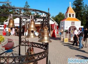 На Кубани стартовал детский православный фестиваль