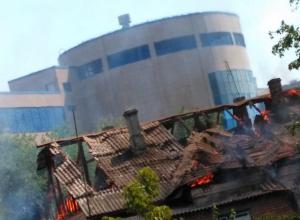 «Весь город полыхает!» - за один день в Краснодаре произошли три пожара