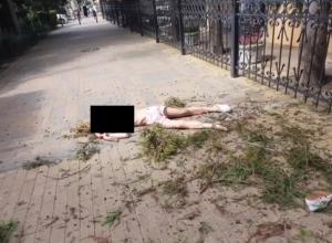 Девушка разбилась насмерть в Адлере