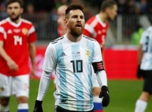 Месси не забил, «краснодарец» Смолов тоже: сборная Аргентины победила из-за ошибки судьи