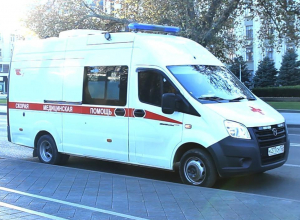 В Краснодарском крае при взрыве бытового газа пострадала женщина