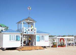 Четыре пляжа Анапы признаны лучшими в Краснодарском крае