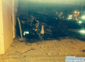В Сочи в результате аварии погиб человек
