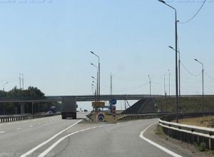 Трасса «Дон» от границ Краснодарского края до Батайска осенью станет платной