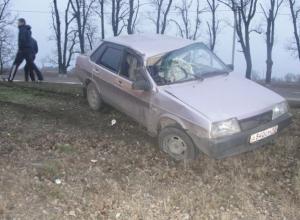 В Приморско-Ахтарском районе пьяный водитель сбил 52-летнего мужчину