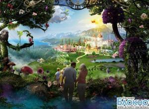 Сочинский Диснейлэнд можно посетить в мае