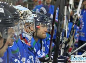 Кубанские хоккеисты проиграли сибирякам