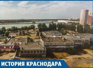 Как Юбилейный микрорайон Краснодара получил свое название