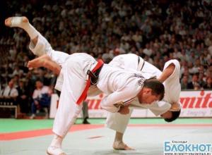 Краснодарцы взяли два «золота» в чемпионате края по дзюдо