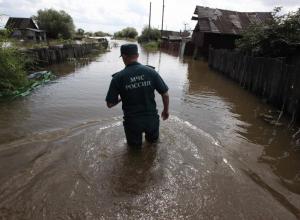 Река Кубань грозит затопить берега в ближайшие 3-4 дня