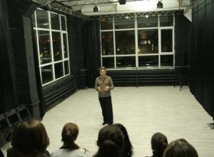 Театр любителей театра «Шардам» в Краснодаре переехал в новое помещение