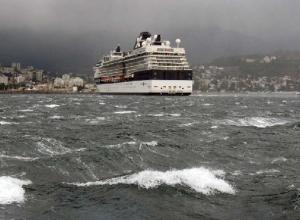 Ялта не готова принять круизный лайнер из Сочи