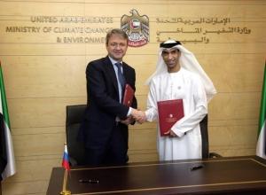 Уехал в Объединенные Арабские Эмираты Александр Ткачев, экс-губернатор Краснодарского края