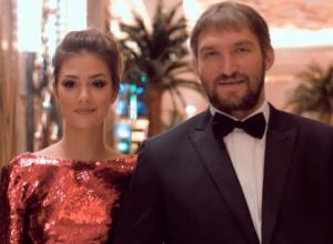 Хоккеист Александр Овечкин снял с моделью предсвадебное видео в Сочи